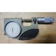 Микрометр рычажный МР-25 фото