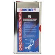 Антикор для скрытых полостей подержанных автомобилей Dinitrol ML 5л фото
