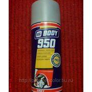Антикоррозийный состав Body 950 (антигравий) Серый 1л. фото