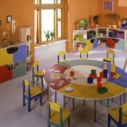 Детская мебель для садов и игровых комнат