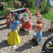 Гномы для сада фото