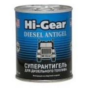 HG3422 Суперантигель для дизельного топлива Hi-Gear 200 ml фото