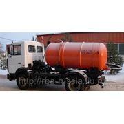 КО-529-11 на МАЗ-457043 Вакуумная ассенизационная машина фото