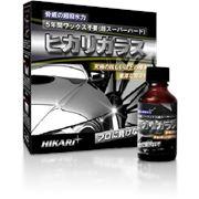 Защитные покрытия для кузова авто на основе кварцевого (жидкого) стекла - «Hikari Glass» 30 мл. фото