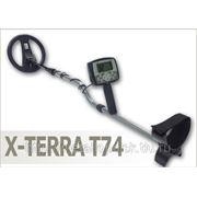 Аренда, прокат металлоискателя Minelab X-Terra T74 фото
