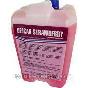 Deocar strawberry 10 кг. дезодорирующий очиститель поверхностей фото