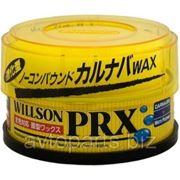 Полироль-паста Willson PRX с эффектом мокрого блеска + апликатором 130г фото