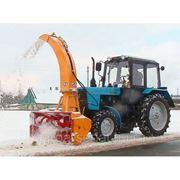 Снегоочиститель шнекороторный ШРК-2,0 фото