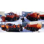 Универсальная дорожная машина УДМ-80Е фото