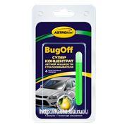 Стеклоомывающая летняя жидкость «BUGoff» концентрат (лето), дюшес, блистер