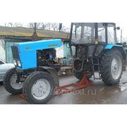 Приспособление для раскатки трактора МТЗ фото