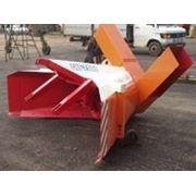 Фрезерно- роторный снегоочиститель СНТ - 2500 фото