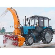 ФРС-200М снегоочиститель шнекороторный фото