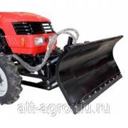 Отвал снегоуборочный для тракторов Бренсон 00 1.5 м фото
