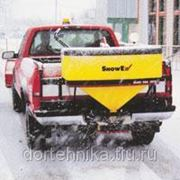 Пескоразбрасыватель Snowex навесной автомобильный фото