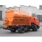 Комбинированная дорожная машина МД-43253 фото