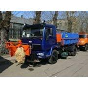 Комбинированная дорожная машина МДК-432932-88 фото