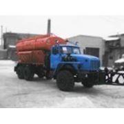 Комбинированная дорожная машина МД-432-00 фото
