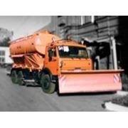 Комбинированная дорожная машина МД-532-02 фото