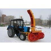 Снегоочиститель фрезернороторный Амкодор 9211 (СНФ-200) фото