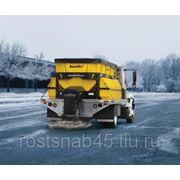 Пескоразбрасыватель Snowex для самосвала и грузового шасси