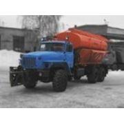 Комбинированная дорожная машина МД-432-02 фото