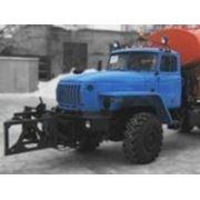 Комбинированная дорожная машина МД-432-03 фото