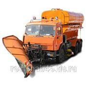 Комбинированная дорожная машина ЭД-405 фото