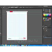 Дизайн графической и рекламной продукции фото