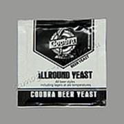 "Дрожжи сухие пивоваренные ""COOBRA-UNIWERSALNE"" ALLROUND YEAST фото"