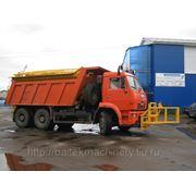 Комбинированная дорожная машина КДМ КамАЗ 6520 Ярославич фото
