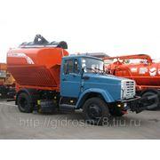 КО – 829А – 02 , коммунально-уборочная машина для содержания дорог фото