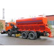 Комбинированная дорожная машина КО-823 на шасси КамАЗ Мценск фото