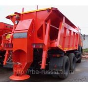 КДМ КО-829С1 на КамАЗ 65115 фото