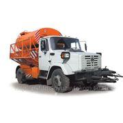 МДК 433362/432932 комбинированные дорожная машинa на шасси ЗИЛ фото