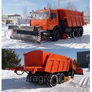 Универсальная дорожная машина УДМ-80ЕС