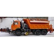 КДМ ЭД-405В на КамАЗ 65115 фото