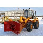 Снегоочиститель роторный EM-800-03(04) с гидроприводом фото