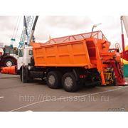 КДМ ЭД244А1 на МАЗ-5516А5 фото