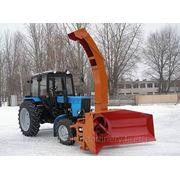 Снегоочиститель роторный EM-800-01(02) с гидроприводом фото
