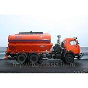 КДМ КО-823 на КамАЗ 65115 фото