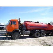 Машина комбинированная КО-823-03 на базе шасси КамАЗ-65115 фото