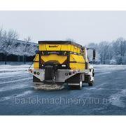 Пескоразбрасыватель для самосвала и грузового шасси SnowEx фото