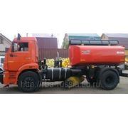 КО-829А1-01 на базе шасси КамАЗ-43253 полив фото