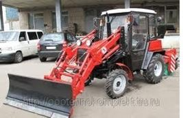 МТЗ-320.4 / Беларус 320.4 - Тракторы колесные и гусеничные.