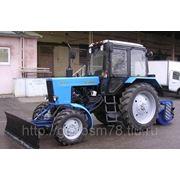 Коммунальный трактор КМ – 82 БГ фото