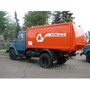КО - 440 - 4, мусоровоз фото