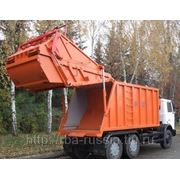 Мусоровоз КО-427-42 на шасси МАЗ-6303A3 фото
