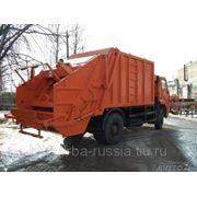 Мусоровоз КО-427-52 на КамАЗ 53605 фото