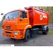 Мусоровоз КО-440-7 на КамАЗ 43253 фото